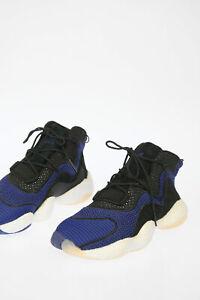 ADIDAS men Sneakers Size 6 UK CRAZY BYW Shoes Purple Black Violet 6 (Shoes UK)