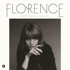 FLORENCE AND THE MACHINE How Big, How Blue, How Beautiful (5 EXTRA TRACKS)CD NEW