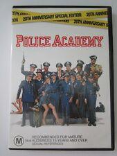 Police Academy DVD - Region 4