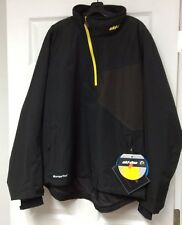 Ski-Doo Helium Black Pullover XL Jacket Size Extra Large 4406661290 BRP Race