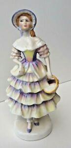 Vintage Retired Royal Doulton Figurine - 'Meg' HN 2743 Gorgeous Old Item