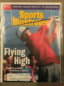 Sports Illustrated June 29, 1992 Flying High NR-MT