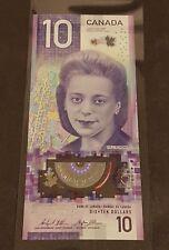 2018 Gem Mint Viola Desmond $10.00 Note