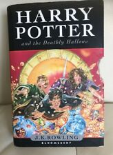 Harry Potter and the Deathly Hallows J. K. Rowling in Books