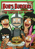 Bob's Burgers:The Complete Season 10 DVD 2020 BRAND NEW & SEALED