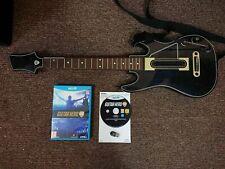 Guitar Hero Live (Nintendo Wii U) Includes USB Stick & Guitar. Great Game!