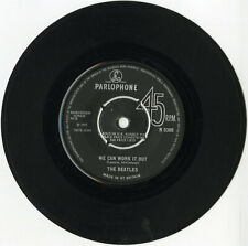 """""""THE BEATLES"""" We can work it out / Day tripper (SP 45 tours original U.K.) VG+"""