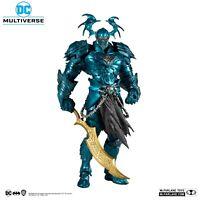 DC Multiverse The Merciless McFarlane Batman Dark Nights Metal BAF Complete New