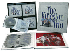 KINGSTON TRIO - The Stewart Years (10-CD Deluxe Box Set) - Classic Country Ar...