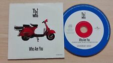 THE WHO – ''WHO ARE YOU'' – ONLY SPANISH PROMOTIONAL CD SINGLE