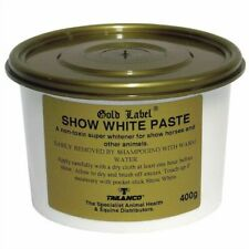 Gold Label Show White Paste - 2 X 400 GM Gld0208