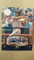 2004 UD Timeless Teams CHET LEMON Auto  SP # 267  Short Print  !