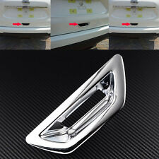 Chrome Car Rear Door Bowl Handle Cover Trim For Nissan Rogue X-Trail 2014-2018