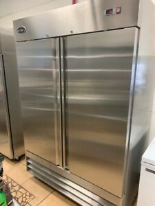 SABA 55 cubic ft reach in refrigerator. Barely used, only 3 months old. In great