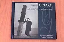 JULIETTE GRECO - Un jour d'été et quelques nuits - Erotique - Valse - CD