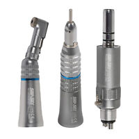 Dentista Contra Angle Handpiece Kit Contrangolo Straight E-type Air Motor 4H NSK