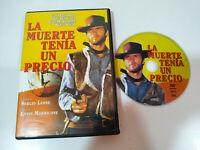 La Muerte Tenia un Precio Clint Eastwood Sergio Leone - DVD Español - AM
