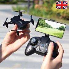 MINI RC DRONE con TELECAMERA HD 4K WIFI FPV Selfie RC Quadcopter altitudine