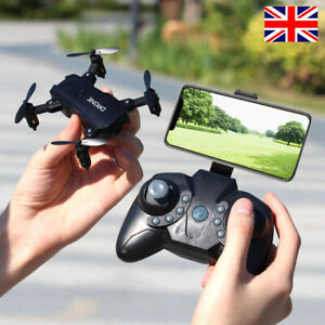 Mini RC Drone with 4K HD Camera Wifi FPV Selfie RC Quadcopter Altitude