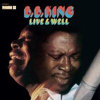 B.B. King - Live & Well [New Vinyl LP] 180 Gram, Spain - Import