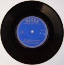 The Who Decca Vinyl Records