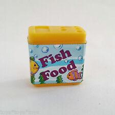 Littlest Pet Shop FISH FOOD 1994 Deep Sea Diver Shell LPS Accessories Splashtime