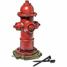 Outdoor Statues Lulind - Dog Fire Hydrant Garden 2 Stakes, 14 Inches ""