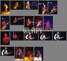 Cheap Trick 78/12/08 photo Set2, 19 photos 4x6 - Passaic