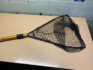 Frabill Hiber-Net | Collapsible Landing Net for Freshwater Fishing