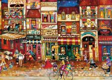 Ravensburger Streets Of France 1000 Piece Jugsaw Puzzle New Sealed