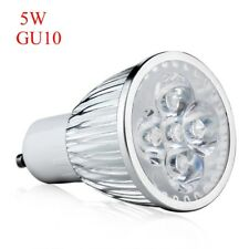 5W GU10 Base UV LED Ultraviolet LED Spotlight Bulb Home Lamp AC 85-265V VV
