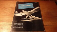VINTAGE 1951  ETHEL SMITH'S PIANO ORGAN DUET ALBUM SONGBOOK - SACRED