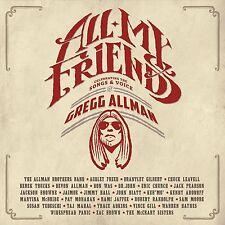 AA.VV. All My Friends - Celebrating Gregg Allman BOX 2CD+1DVD NEW PRENOTAZ.