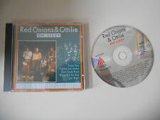 CD Jazz Red Onions & Ottilie - Oh' Lizzy (11 Song) PASTELS 1995 MUSIC ALLIANCE