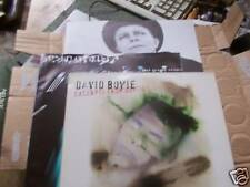 David Bowie, EXCERPTS FROM OUTSIDE LP M -/VG + OIS/M-Photo/M BMG/RCA 1. Print