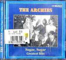 Archies Sugar Sugar (Greatest Hits) CD NEAR MINT