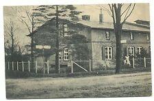 """Lübeck Kindererholungsheim Forsthaus """"Zum Rittbrook"""" 1912"""