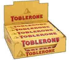 10 X Giant Toblerone Original 360g Milk Chocolate Bars Christmas Party Gift UK