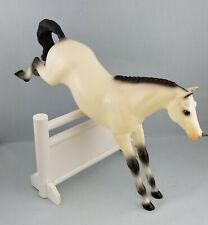 Peter Stone Cream Sport Horse Jumper Model Horse NICE