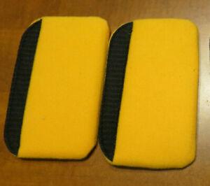 Set of 2 Crumpler Universal Camera Bag Padded Dividers Orange
