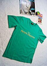 Disney Pete's Dragon T-Shirt Green Men Size M Memorabilia 100% Cotton Adult