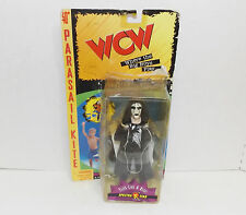 "Vintage New! 1998 Toy Biz WCW ""Sting"" 40"" Parasail Kite & Action Figure {1227}"