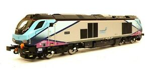 Dapol 4D-022-017 Class 68 'Achilles' TransPennine Livery (OO Scale) Boxed