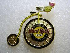 AMSTERDAM,Hard Rock Cafe Pin,BIKE Series October,VHTF