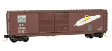 "Western Pacific ""Feather"" WP 50' Standard Boxcar Dbl Doors MTL#03700150 N-Scale"