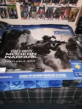 Call Of Duty Modern Warfare Gamestop Exclusive Promo Poster (4 Piece Poster)
