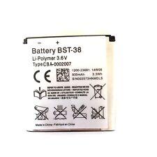 Bateria para original Sony Ericsson Xperia x10 mini pro bst-38