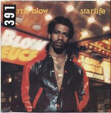 "KURTIS BLOW - Starlife - VINYL 7"" 45 LP ITALY 1980 VG+ COVER VG- CONDITION"