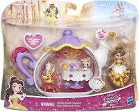 Disney Princess Little Kingdom Belle's Enchanted Dining Room Set - Neuf