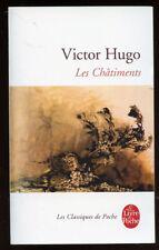 VICTOR HUGO: LES CHÂTIMENTS. LIVRE DE POCHE. 2010.